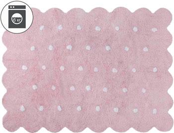 Ковер Lorena Canals Печенье Biscuit (розовый ) 120*160 C-77771