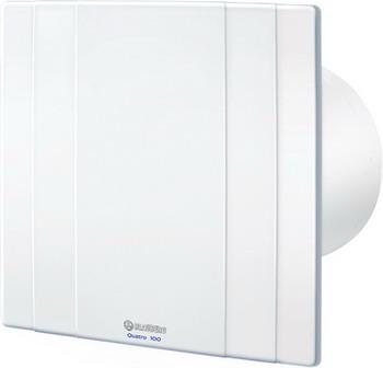 Фото - Вытяжной вентилятор BLAUBERG Quatro 100 S белый вытяжной вентилятор blauberg quatro hi tech 125