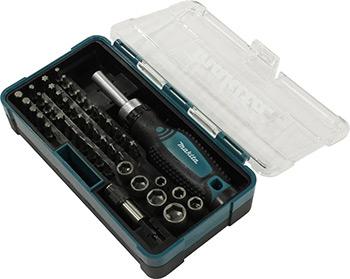 Набор бит Makita B-36170 набор инструментов makita b 28612 47 предметов