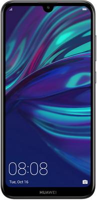 Смартфон Huawei Y7 2019 3/32 GB Midnight Black