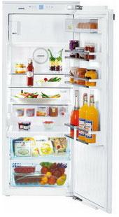 Фото Встраиваемый однокамерный холодильник Liebherr. Купить с доставкой