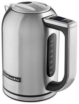 Чайник электрический KitchenAid 5KEK 1722 ESX чайник электрический kitchenaid 5kek1222eer