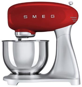 Миксер Smeg SMF 01 RDEU красный smeg srv864pogh