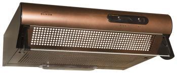 Вытяжка козырьковая ELIKOR Davoline 60П-290-П3Л (КВ II М-290-60-163) медь elikor davoline 60 кремовый