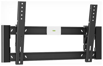 Кронштейн для телевизоров Holder LCD-T 6605-B металлик (черный глянец)