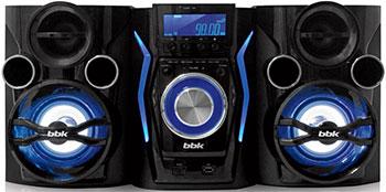 Музыкальный центр BBK AMS 110 BT черно/темно-синий viltrox jy 680a jy680a wireless flash speedlite for nikon d7100 d3100 d5300 d7000 d5200 d7200 d750 d610 d3200 d330 dslr camera