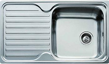 Кухонная мойка Teka CLASSIC 1B 1D Lux мойка кухонная teka stylo 1b полировка 10107026