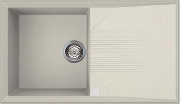 Кухонная мойка Smeg LSEQ 861 P  кремовый (GRANITEK) smeg sc106al2