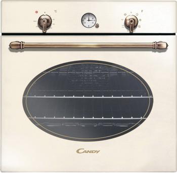 Встраиваемый электрический духовой шкаф Candy R 100/6BA встраиваемый электрический духовой шкаф smeg sf 4120 mcn