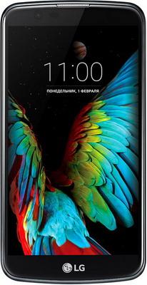 Мобильный телефон LG K 10 LTE K 430 DS black blue lg 43uh651v black
