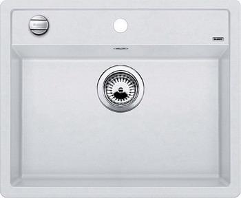 Кухонная мойка BLANCO DALAGO 6 SILGRANIT белый  мойка dalago 6 f white 514771 blanco