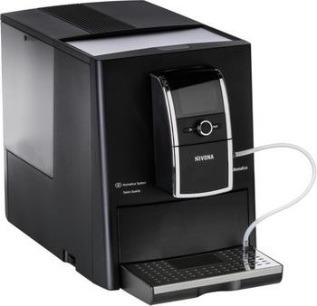 Кофемашина автоматическая Nivona NICR 838 CafeRomatica кофемашина nivona nicr 858 caferomatica