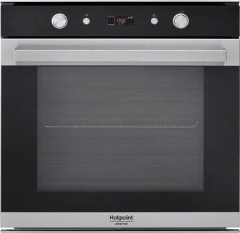 Встраиваемый электрический духовой шкаф Hotpoint-Ariston FI7 864 SH IX HA hotpoint ariston hgf 9 8 ab x ha