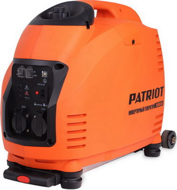 Электрический генератор и электростанция Patriot 3000 il бензиновая электростанция