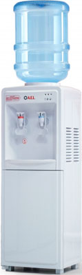 Кулер для воды AEL LD-AEL-718 C белый
