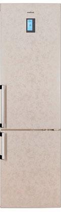 Двухкамерный холодильник Vestfrost VF 3863 B холодильник vestfrost vf 465 eb new