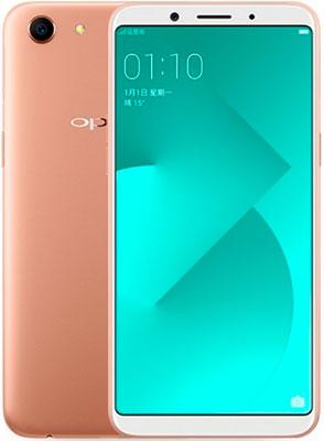 Мобильный телефон OPPO A 83 золотистый мобильный телефон oppo f5 4 32 gb золотистый