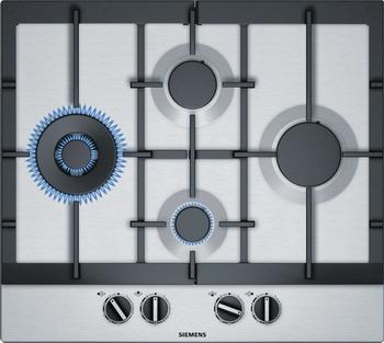 Встраиваемая газовая варочная панель Siemens EC 6 A5 I B 90 siemens lc 97wa532