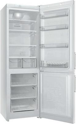 Двухкамерный холодильник Indesit EF 18 холодильник indesit ef 20 d двухкамерный белый