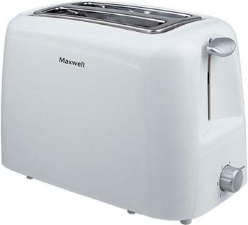 Тостер Maxwell MW-1504 тостер maxwell mw 1504 w 750вт белый