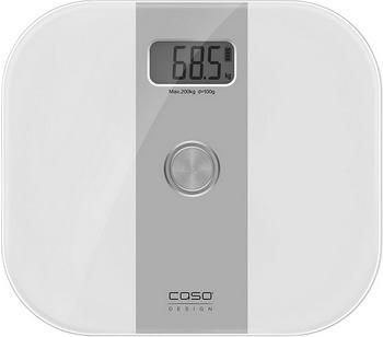 Весы напольные CASO Body Energy весы напольные caso body fit серебристый 3410