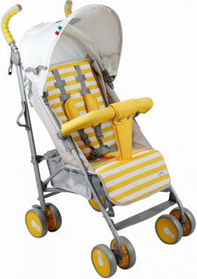 Коляска Sweet Baby Marella Yellow дождевики valco baby для коляски snap