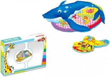 Развивающий игровой коврик SS Toys Кит 100900639 развивающий коврик biba toys с капором в океане 90 65 см bp149