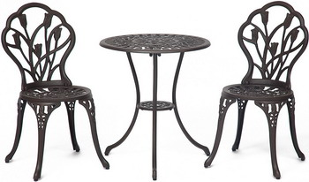 Комплект мебели Tetchair Secret De Maison Waltz of flowers (бронза) 11378 zooper waltz luxury tealberry