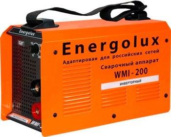 Сварочный аппарат Energolux WMI-200 сварочный инвертор energolux wmi 250