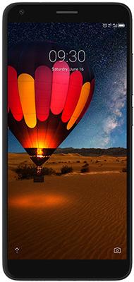 Смартфон ZTE Blade V9 Vita черный мобильный телефон zte blade v9 vita 16gb черный