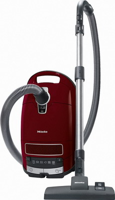 Пылесос Miele SGDA3 Complete C3 Pure Red ежевичный красный цена