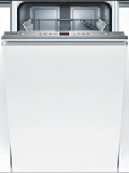 Полновстраиваемая посудомоечная машина Bosch SPV 43 M 00 RU полновстраиваемая посудомоечная машина bosch spv 69 t 80 ru