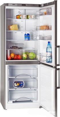 Двухкамерный холодильник ATLANT ХМ 4521-080 N весы кухонные sinbo sks 4521 красный sks 4521 красный