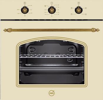 цена на Встраиваемый электрический духовой шкаф MBS DE-607 Ivory