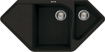 Кухонная мойка Elleci Ego Corner metaltek (70) ghisa LMECOR 70 freeshipping 7mbr15sa120 7mbr15sa120 70
