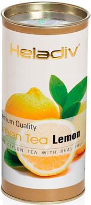 все цены на Чай зеленый HELADIV HD GT LEMON 100 gr Round P.T. онлайн