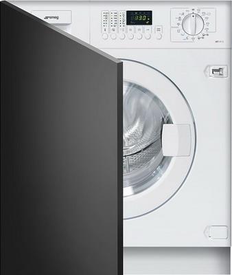 Встраиваемая стиральная машина Smeg LST 147-2 стиральная машина с сушкой smeg lse 147 s