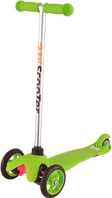 Самокат 21St Scooter SKL-06 A Green купить
