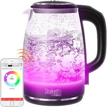 Чайник электрический Redmond RK-G 200 S SkyKettle кофеварка redmond rcm 1505 s skycoffee