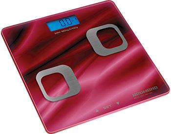 Весы напольные Redmond RS-738 Красный