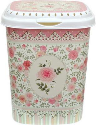 Корзина для белья Виолет Чайная роза 1960/65
