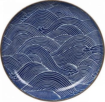 Тарелка TOKYO DESIGN SEIGAIHA комплект из 4 шт 14158