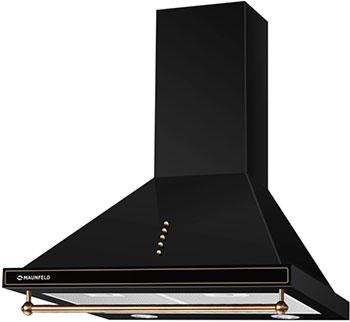 Вытяжка классическая MAUNFELD RETRO 60 (C) Чёрный вытяжка maunfeld retro quadr 60 black