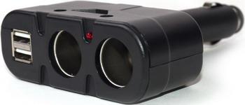 Автомобильное зарядное устройство Harper DP-033 автомобильное зарядное устройство olto cch 2103 harper o00000562