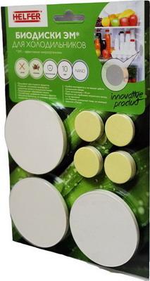 Поглотитель запаха HELFER HLR 0053 БИО био поглотитель запаха для холодильника breesal 80 г