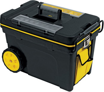 Ящик с колесами Stanley Pro Mobile Tool Chest 1-92-083 ящик для инструмента с колесами stanley mobile job chest 1 92 978