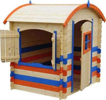Детский игровой домик Paremo PS 217-09 Игровой домик для детей Оливер  в цвете