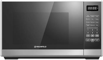 Микроволновая печь - СВЧ MAUNFELD MFSMO.20.7SGB lg mb65w95gih white свч печь с грилем