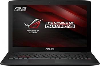 Ноутбук ASUS ROG GL 552 VX-CN 368 T (90 NB0AW3-M 04550) самокат 2 х колесный trolo lux quantum ii синий 141616 tlq16201
