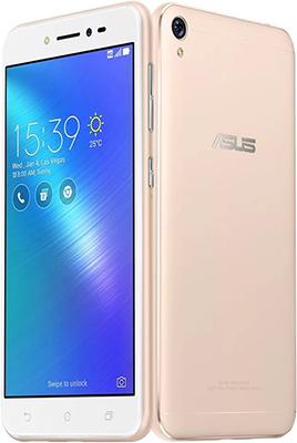 Мобильный телефон ASUS ZenFone Live ZB 501 KL-4G 005 A (90 AK 0072-M 00140) золотистый asus z 380 c 1a 087 a 90 np 0221 m 02670